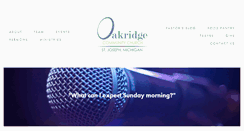 Preview of oakridgebc.org